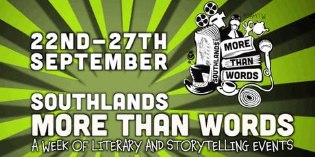 Southlands More Than Words 2019 tickets