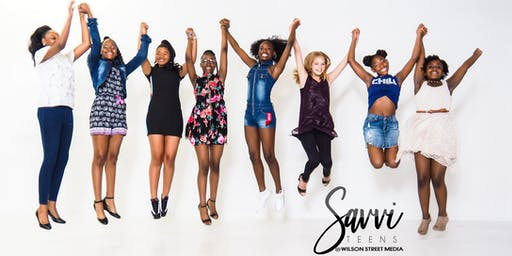 Savvi Kids Magazine Casting Call Fashion Show and Magazine Release
