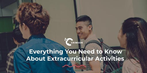 Everything you need to know about extracurricular activities!
