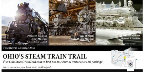 Ohio Steam Train Trail tickets