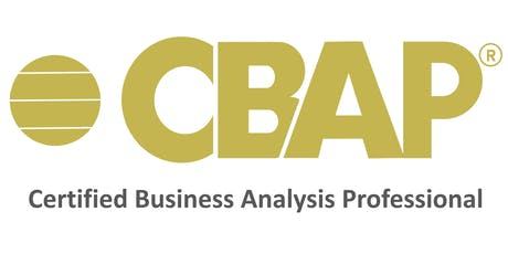 CBAP Training Vancouver, Certified Business Analysis Professional tickets