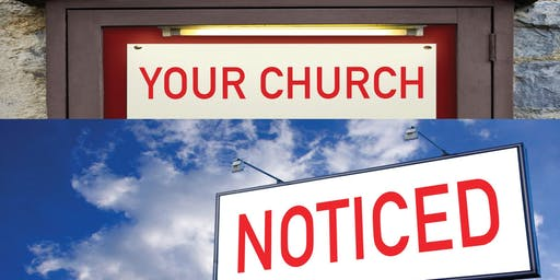 How to get your church noticed