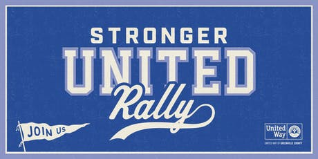 Stronger United Rally for Community Change 2019 tickets