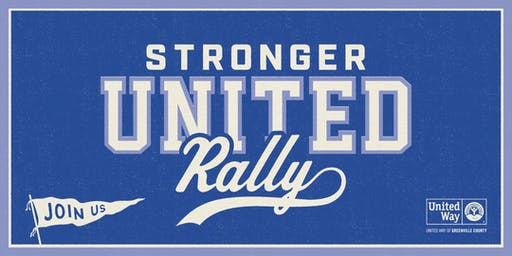 Stronger United Rally for Community Change 2019