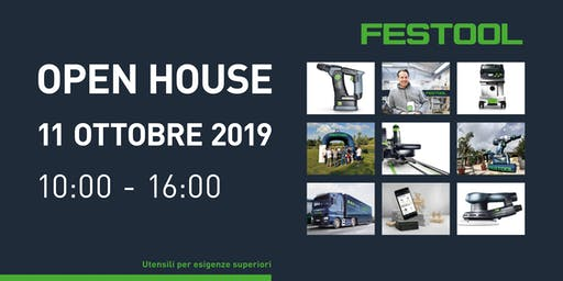 Evento Prospect - Open House Festool