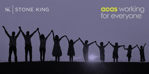 Acas Education Forum: West Midlands - Birmingham - 02.10.2019