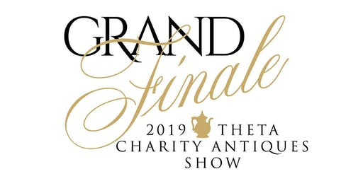 2019 Theta Charity Antiques Show