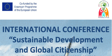 "INTERNATIONAL CONFERENCE ""Sustainable Development and Global Citizenship"""