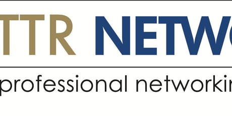 TTR Networking 3rd Quarter Power Luncheon  & Speed Networking Event-- 9.16.19 tickets