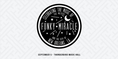 Funky Miracle: An Art Neville Celebration of Life tickets