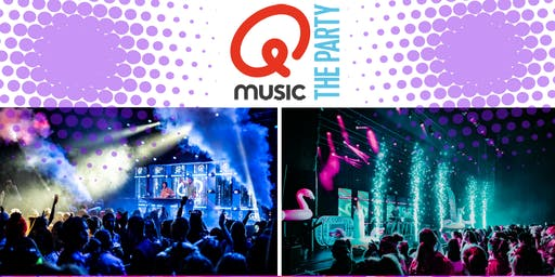 Qmusic The Party FOUT - Drunen
