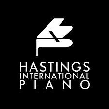 Hastings International Piano  logo
