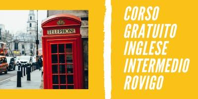 CORSO GRATUITO INGLESE INTERMEDIO