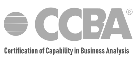 CCBA Training Vancouver, Certificate of Capability in Business Analysis tickets