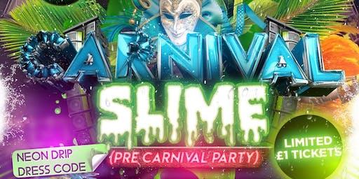 Carnival Slime | Carnival Pre Party