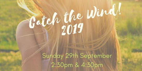 Catch the Wind! tickets