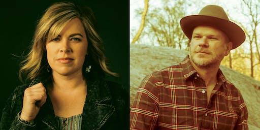 Yellow City Sounds Live: Courtney Patton & Jason Eady