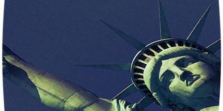Statue of Liberty Pedestal Reserve Access Ticket — Includes Ellis Island tickets