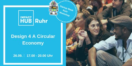 Design 4 A Circular Economy Tickets