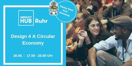 Design 4 A Circular Economy tickets
