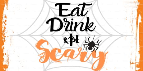 Eat Drink & Be Scary tickets