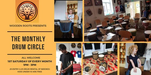 The Monthly Drum Circle