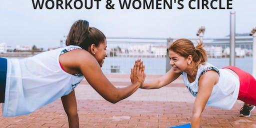 Workout & Women's Circle