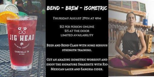 Bend - Brew - Isometric