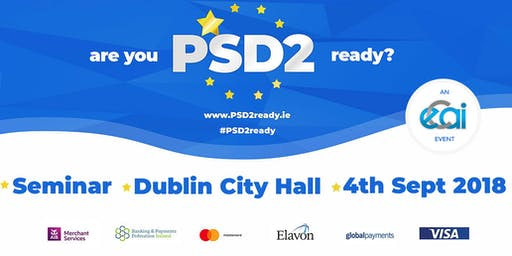 Are You PSD2ready?