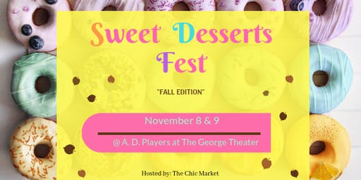 Sweet Desserts Fest