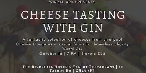 Cheese & Gin Tasting