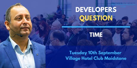Developers Question Time tickets
