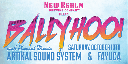 Ballyhoo at New Realm Brewing