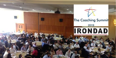 The Coaching Summit 2019 with Guest Presenter IronDad  tickets