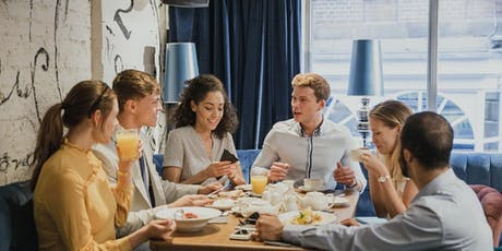 Business Breaktime Brunch for Home Workers, Startups and Small Business tickets