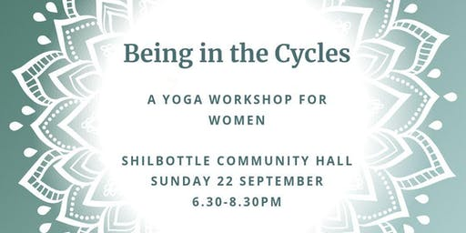 Being in the Cycles - A Yoga Workshop for Women with Lucy Maresh - AUTUMN