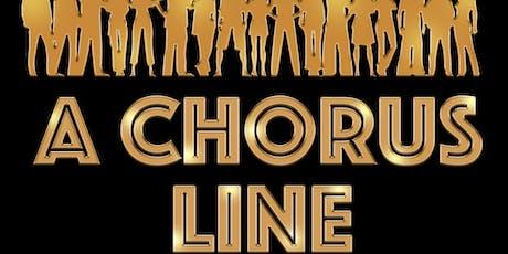 A Chorus Line tickets