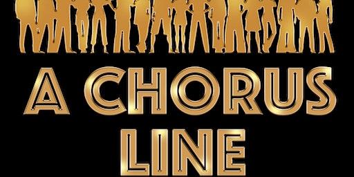 P3 Theatre Company presents A Chorus Line
