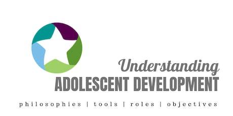 Understanding Adolescent Development tickets