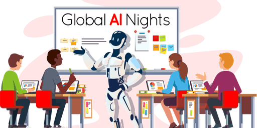 Global AI Nights - Iasi (by Strongbytes)