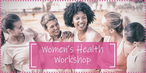 Boone: Free Women's Health Workshop