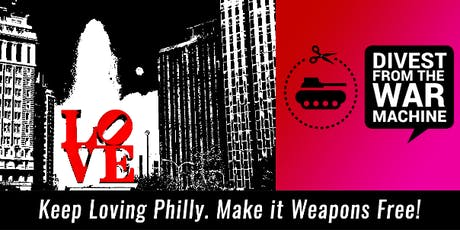 Campaign Meeting: Divest Philly from Nukes tickets