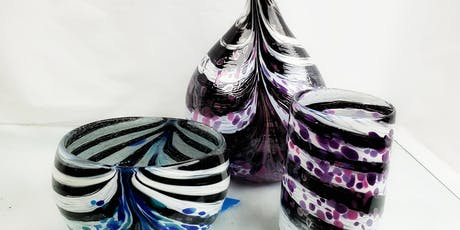Glass Blowing Create-your-own Bowl, Tumbler, or Vase tickets