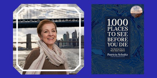"""""""1,000 Places to See Before You Die"""" Book Release and Cocktail Party"""