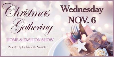 Carlisle Gifts Sarasota Christmas Gathering 2019 - Nov. 6