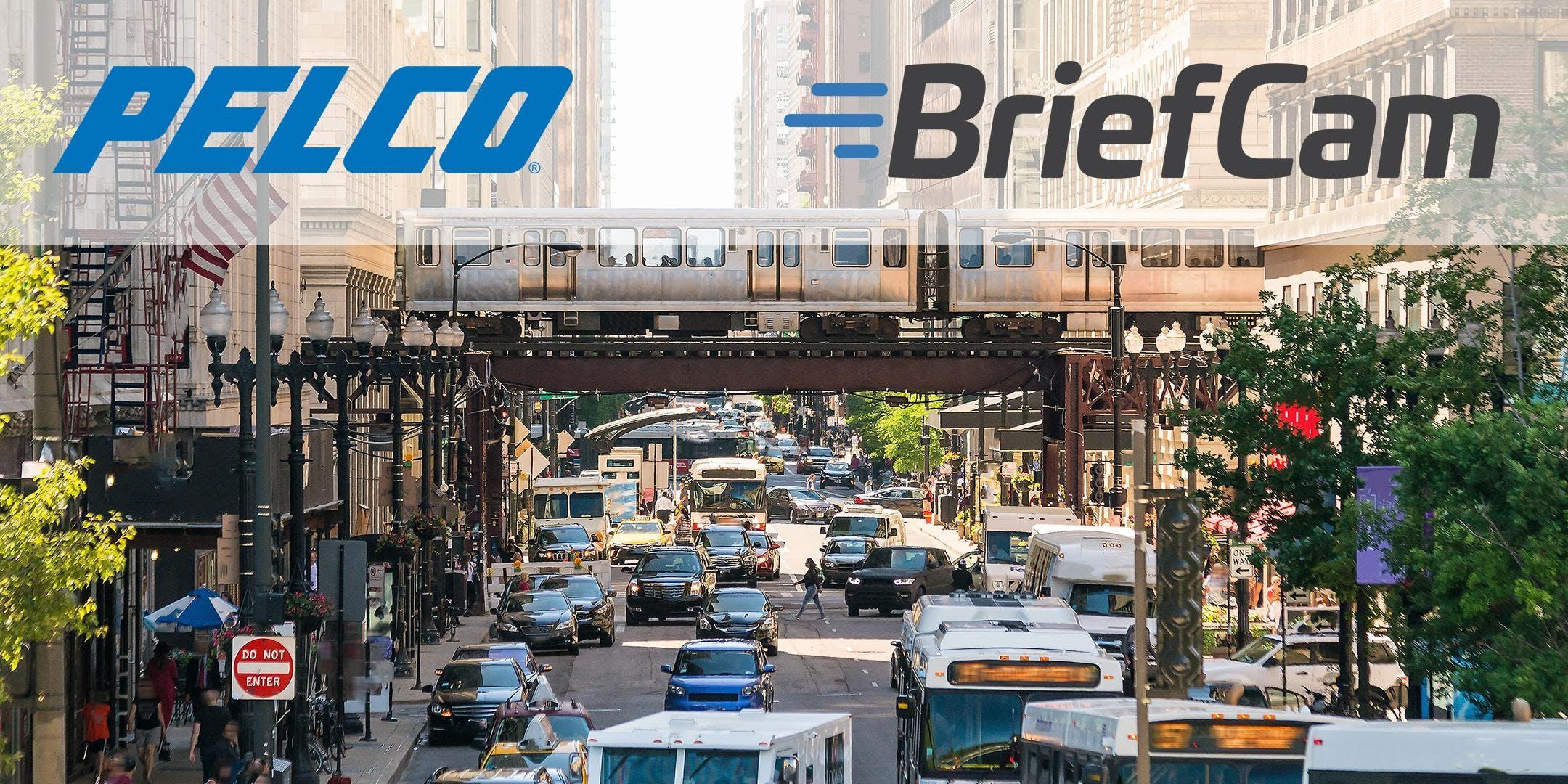 Pelco and Briefcam Technology Showcase