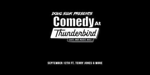 Comedy Showcase ft. Terry Jones