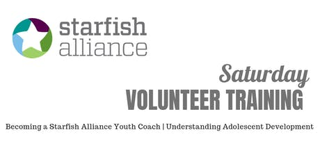 Becoming a Starfish Alliance Youth Coach & Understanding Adolescent Development | Two in One Training tickets