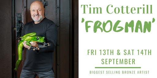 Meet Tim Cotterill 'Frogman' Friday