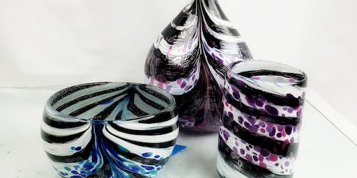 Glass Blowing Create-your-own Bowl, Tumbler, or Vase